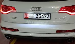 pre owned audi dubai used audi q7 2015 car for sale in dubai 744358 yallamotor com