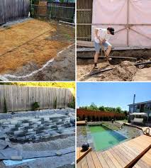 Backyard With Pool Ideas 7 Diy Swimming Pool Ideas And Designs From Big Builds To Weekend
