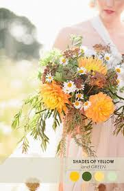 shades of orange colour 18 fall wedding color palettes the ultimate guide the perfect