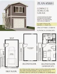 garage apt floor plans modern garage apartment floor plans 7 well suited design small