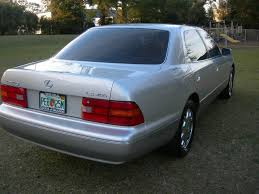 1997 lexus ls400 1997 lexus ls400 favcars