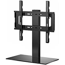 Monitor Pedestal Stand 1home Tv Stand Table Pedestal Bracket Lcd Amazon Co Uk Electronics
