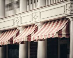 Red And White Striped Awning 87 Best Exterior Awnings Images On Pinterest House Exteriors