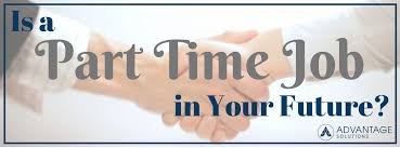 Resume For A Part Time Job by Is A Part Time Job In Your Future Advantage Solutions Careers