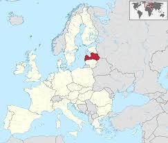 Ez Pass States Map Lettland U2013 Wikipedia