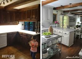 Nate Berkus Kitchen Dear Lillie Our Kitchen Makeover Before And Afters And A Full