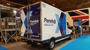 Home Design Birmingham Uk by Liderkit Attends To The Commercial Vehicle Show In Birmingham The