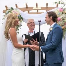 wedding arches montreal professional hockey player brian flynn 39 s yacht club wedding