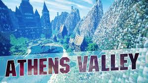 Athens Map Minecraft