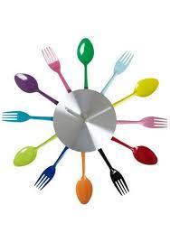 designer kitchen clocks 10 cool kitchen wall clock designs rilane
