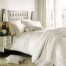 astor bedding ranges by kylie minogue oyster double duvet cover