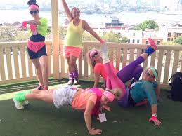 hens party dress up themes great race