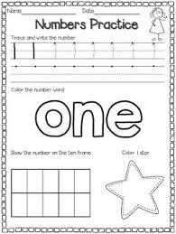 best 25 number tracing ideas on pinterest number worksheets