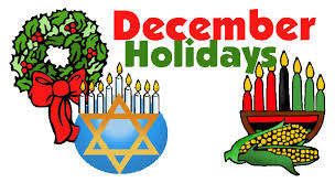 december holidays free powerpoints activities