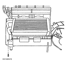 heater core replacement how do you replace the heater core in a
