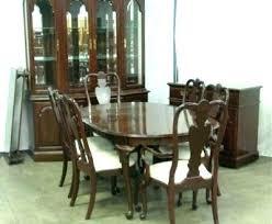 ebay ethan allen dining table ethan allen dining room table dining table dining table ethan allen