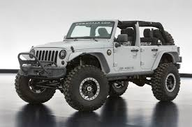 black jeep liberty jeep unveils extreme wrangler concepts before moab autoevolution