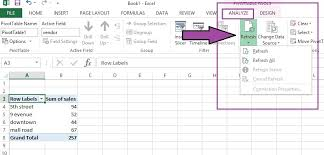 tutorial pivot table excel 2013 how to create and use a pivot table in microsoft excel 2013 excel
