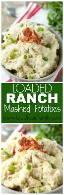 best 25 ranch mashed potatoes ideas on crackpot