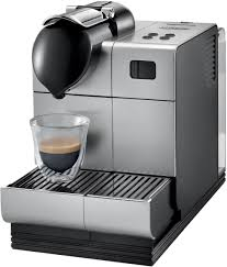 espresso maker how it works delonghi nespresso lattissima plus espresso maker silver en520sl
