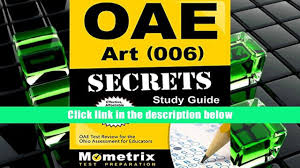 audiobook oae art 006 secrets study guide oae test review for