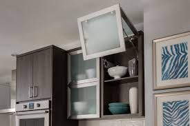 lowes kitchen cupboard doors these wall cabinets are beautifully styled with bi fold