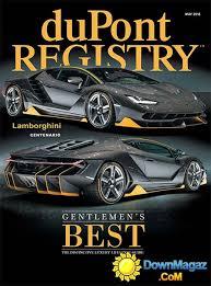 dupont registry dupont registry may 2016 pdf magazines magazines