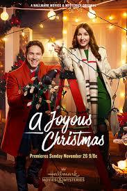 a joyous christmas 2017 dvd hallmark movies for sale