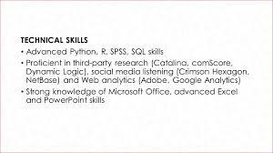 anatomy of a data analyst resume level blog