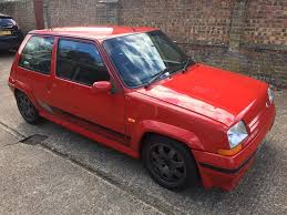 renault 5 renault 5 gt turbo in eastleigh hampshire gumtree