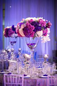 Reception Centerpieces Sophisticated U0026 Contemporary Wedding Reception In Washington Dc
