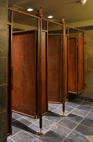 restroom dividers ironwood manufacturing stone restroom partition