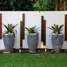pots in gardens ideas sensational plant pots decorating ideas for aesthetic landscape