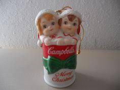 1999 campbell u0027s soup kids christmas ornament millennium mug
