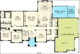 3 bedroom ranch house floor plans marvellous 4 bedroom ranch house plans gallery best idea home