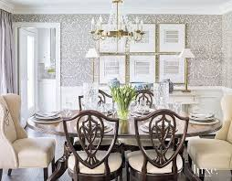 Dining Room Interior Design Ideas Best 25 Dining Room Wallpaper Ideas On Pinterest Room Wallpaper