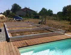 security sliding deck pool cover walter piscine pool pinterest