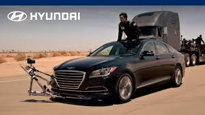 hyundai canada genesis 2015 hyundai genesis empty car convoy hyundai canada