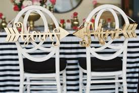 and groom chairs and groom chair signs for every s style mywedding