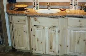 Pine Bathroom Furniture Bathroom Affordable Custom Cabinets Showroom Knotty Pine