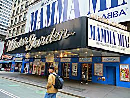 winter garden theatre 1634 broadway at west 50th street new york