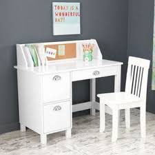 Girls White Desk With Hutch by Girls Desk White Wayfair