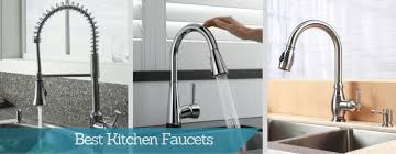 kitchen touch faucets 10 best kitchen faucets reviews 2017 top picks