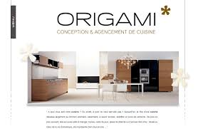 conception cuisine en ligne nouveau site en ligne origami expression bretagne
