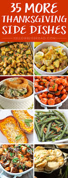 thanksgiving thanksgiving dinner side dishes list recipes make