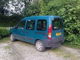 wheelchair access renault kangoo in excellent condition in