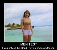 Meme Test - men test meme and lol