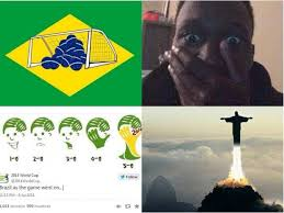 Brazilian Memes - brazil vs germany world cup 2014 memes and twitter reaction after