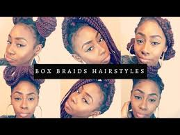 jumbo braids hairstyles pictures very easy jumbo braids hairstyles 2017 how to style box braids