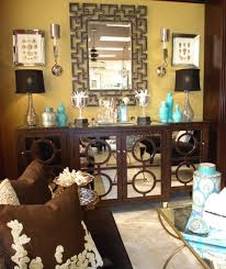 Accessories For Living Room by Decorate With Small Turquoise Accessories For A Big Kick In Your Decor